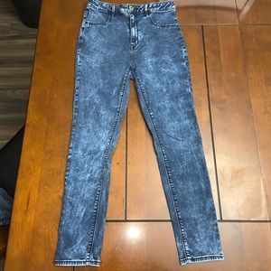American Eagle high wAisted Jeans, size 12